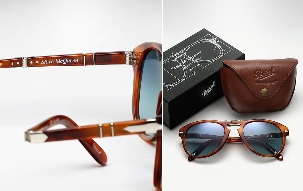 persol steve mcqueen un mod le mythique optique thomann r derhy opticien optom triste. Black Bedroom Furniture Sets. Home Design Ideas